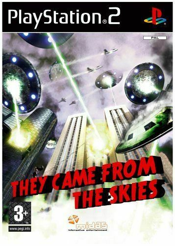 Joc PS2 They Came From The Skies - E