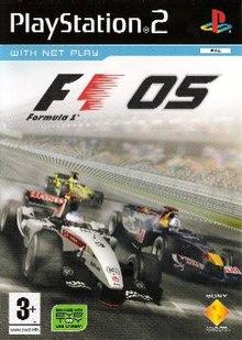 Gra PS2 Formula One 05