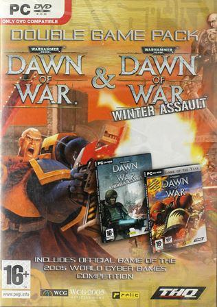 Joc PC Warhammer 40000 Dawn of War & Winter Assault