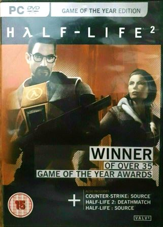 Joc PC Half Life 2