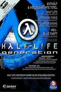 Joc PC Half-Life - Generation