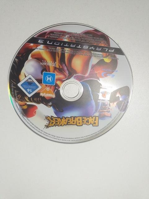 игра PS3 FaceBreaker - G