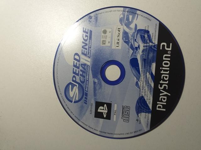 Joc PS2 Speed Challenge: Jacques Villeneuve's Racing Vision