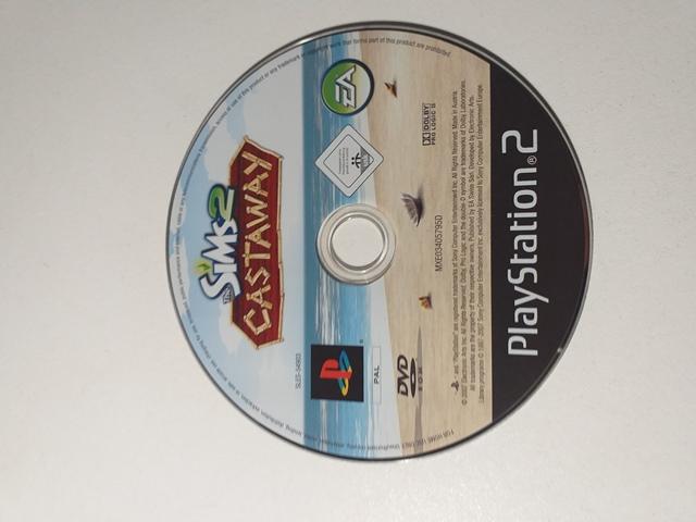 Joc PS2 The Sims 2 Castaway - G