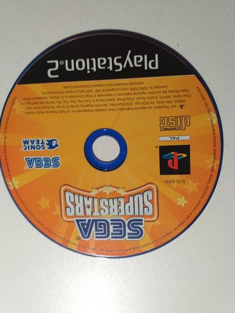 Joc PS2 Sega Superstars - G