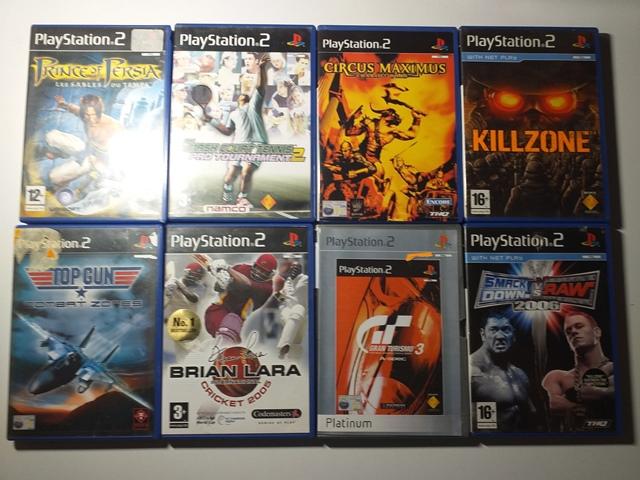 Joc PS2 x 8 - LOT 059
