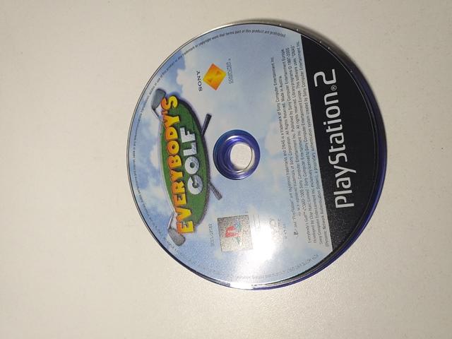 Joc PS2 Everybody's Golf