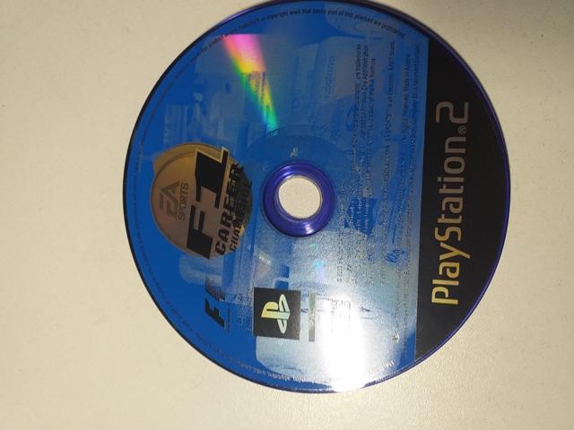 Joc PS2 F1 Carrer Challange