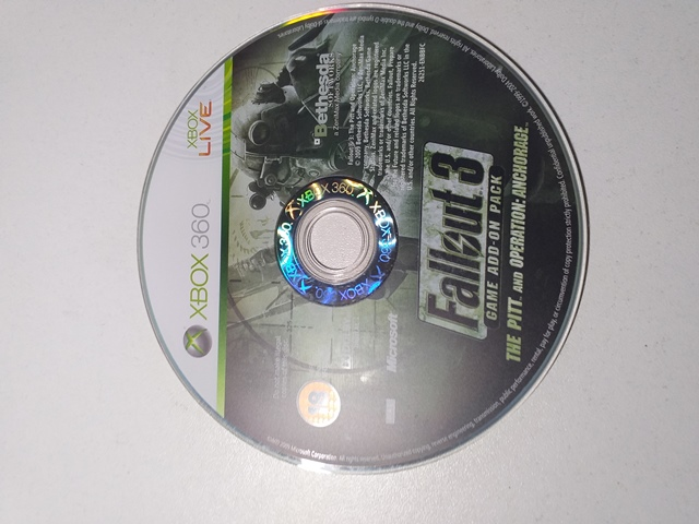 Joc XBOX 360 Fallout 3: Game Add-On Pack - G
