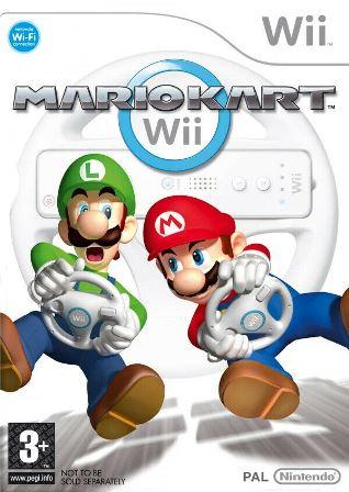 Joc Nintendo Wii Mario Kart Wii