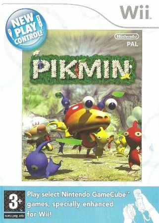 Joc Nintendo Wii New Play Control Pikmin - B
