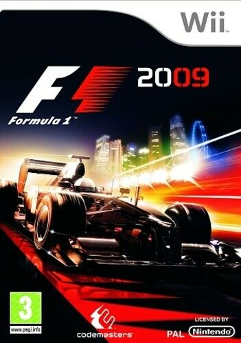 Joc Nintendo Wii F1 2009 - Formula 1