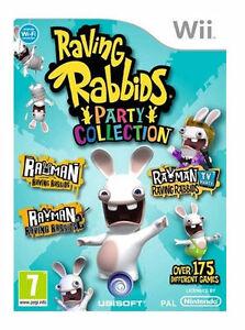 Joc Nintendo Wii Raving Rabbids: Party Collection