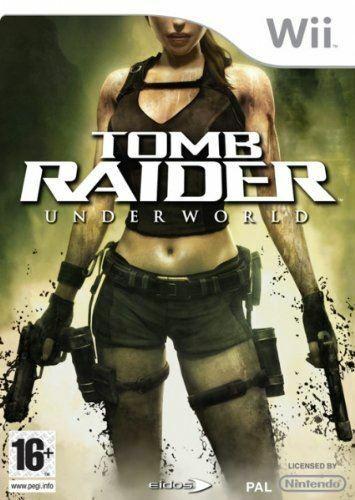 Joc Nintendo Wii Tomb Raider Underworld