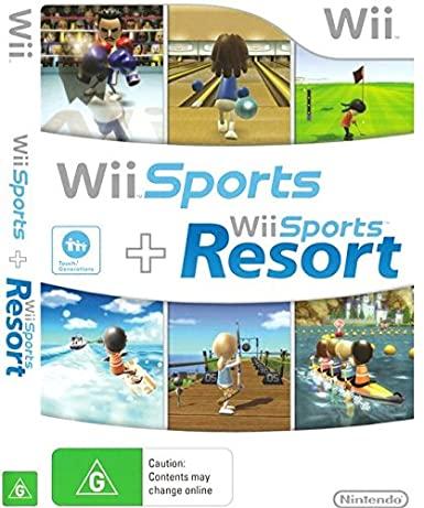 Joc Nintendo Wii Wii Sports + Wii Sports Resort