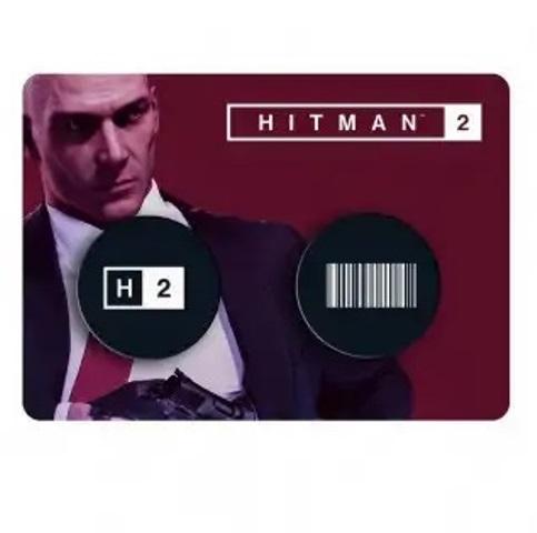 2 x Thumb Grips - Hitman 2 - XBOX One / XBOX 360 / PS4 / PS3 - 60498