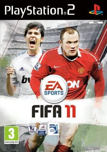 Joc PS2 FIFA 11 - FRENCH - 60502
