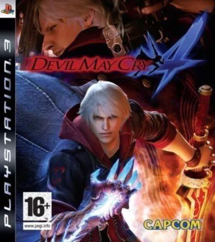 Joc PS3 Devil May Cry 4