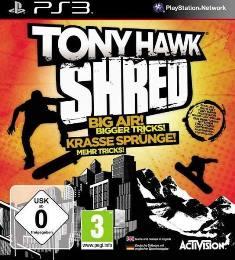 Joc PS3 Tony Hawk Shred