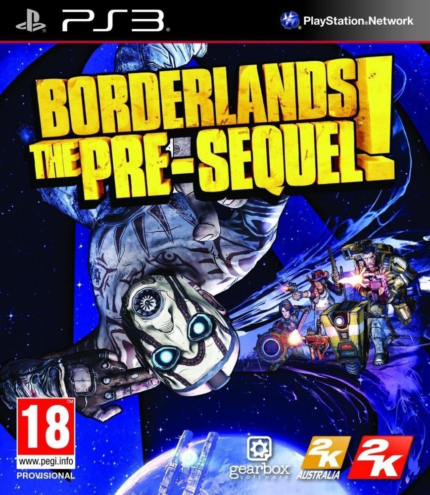 Joc PS3 Borderlands The Pre-Sequel - POLISH