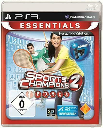 Joc PS3 Sports Champions 2 - PS Move - Czech, Slovak,Turkish, Hungarian