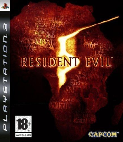 Joc PS3 Resident Evil 5 - German