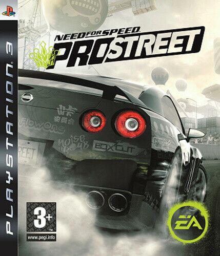 Joc PS3 Need For Speed: Pro Street - NFS - Czech,Hungarian