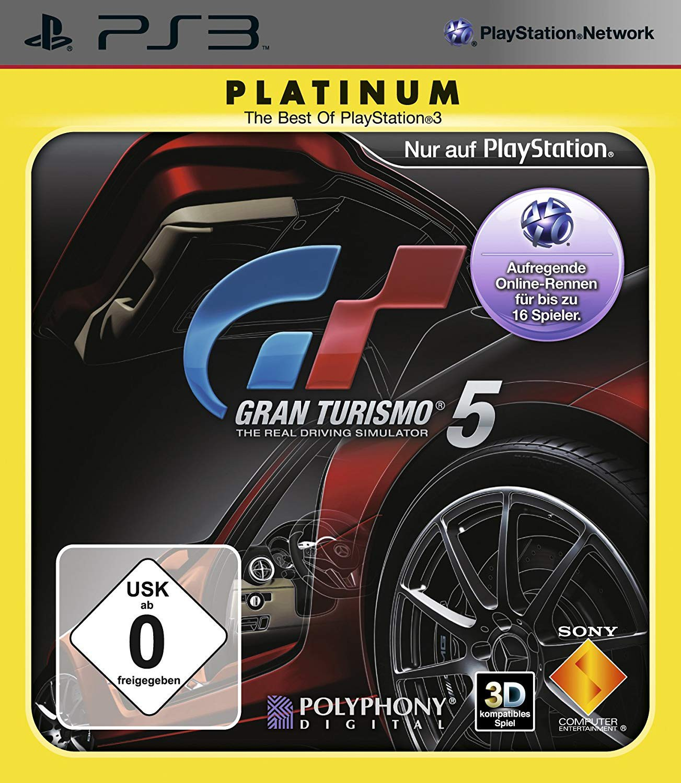 Joc PS3 Gran Turismo 5 PLATINUM - German