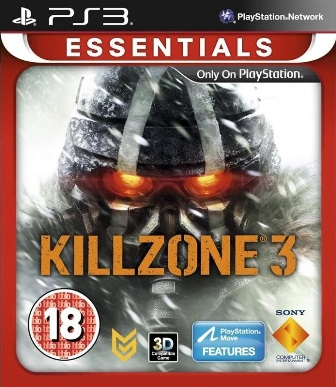 Joc PS3 Killzone 3 Essentials - Czech,,Slovak,Greek,Hungarian