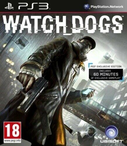 Joc PS3 Watch Dogs - German - A