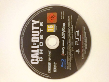 Joc PS3 Call Of Duty: Ghosts - G
