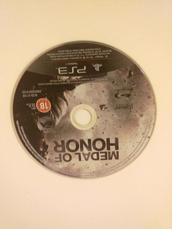 Joc PS3 Medal of Honor