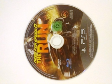 Joc PS3 Need for Speed - The Run - NFS - G
