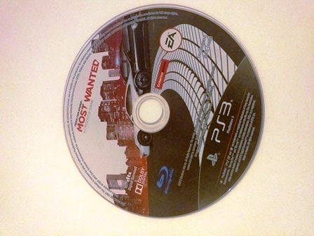 Joc PS3 Need for Speed - Most Wanted - NFS - G