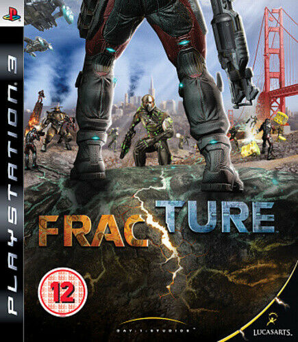 Joc PS3 Fracture - A