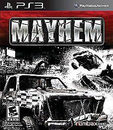 Joc PS3 Mayhem