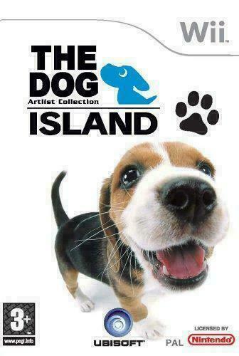 Hra Nintendo Wii The Dog Island - A