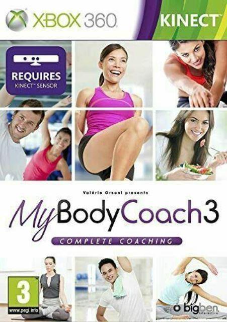 Joc XBOX 360 My Body Coach 3 - Kinect - 60504 - I