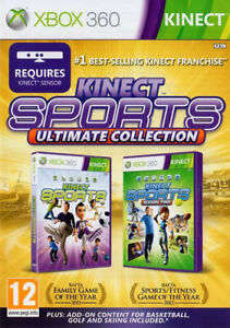 Joc XBOX 360 Kinect Sports Ultimate Collection - Kinect