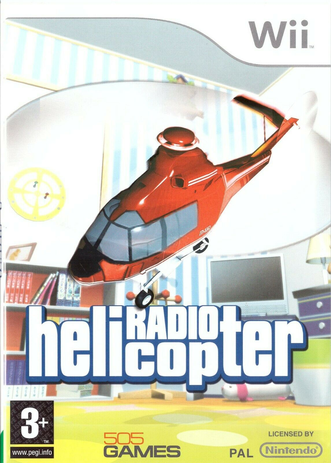 Joc Nintendo Wii Radio Helicopter Nintendo Wii