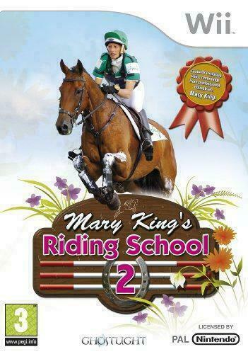 Joc Nintendo Wii Mary King's Riding School 2