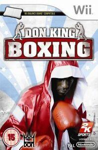 Joc Nintendo Wii Don King Boxing