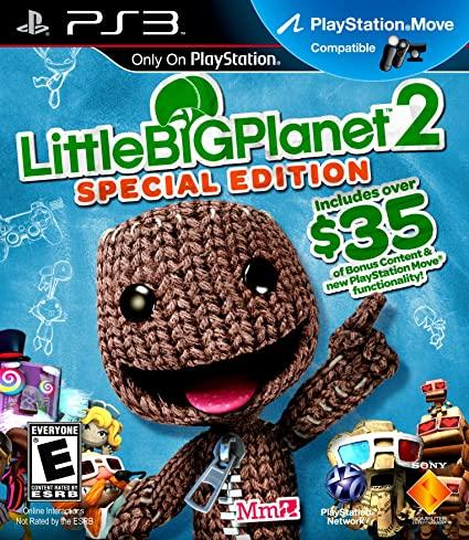 Joc PS3 LittleBigPlanet 2 - Special Edition - NTSC -  PS Move