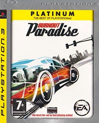 Joc PS3 Burnout Paradise PLATINUM