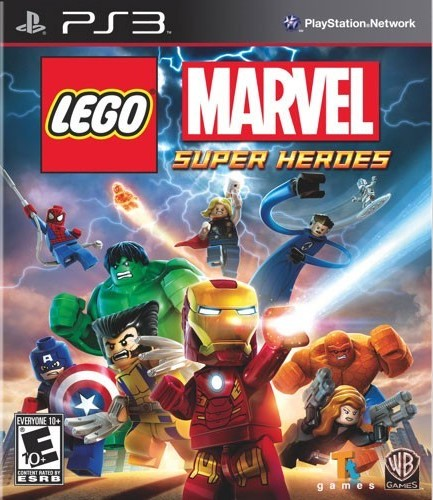 Joc PS3 Lego Marvel Super Heroes - NTSC UC