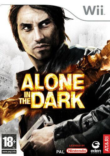 Joc Nintendo Wii Alone in the Dark