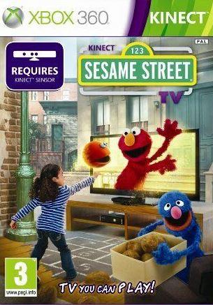 Joc XBOX 360 Kinect Sesame Street TV - B