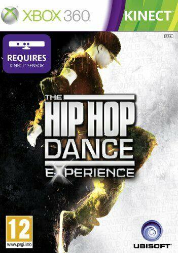 Joc XBOX 360 The Hip Hop Dance Experience - Kinect