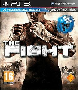 Joc PS3 The Fight - PS Move - A