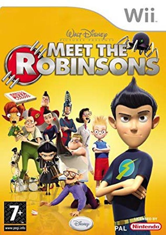 Joc Nintendo Wii Meet the Robinsons - BE